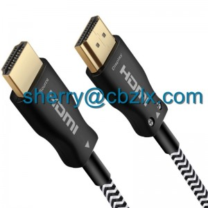 HDMI Cable 2.0 Optical Fiber HDMI 4 K 60hz HDMI cable 4 K 3d for HDR TV LCD laptop PS3 Projector Calculate 15 m 30 m 50 m 100 m
